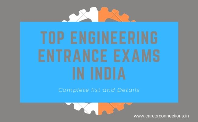 Top 10 Engineering Entrance exams In India