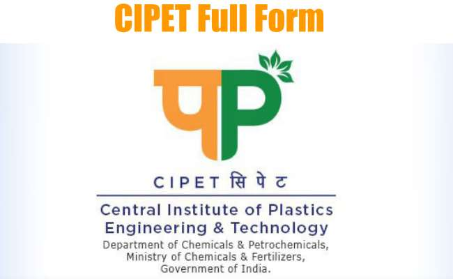 CIPET | Central Institute of Plastic Engineering and Technology