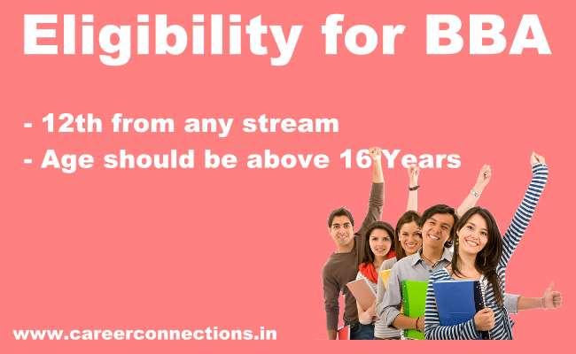 bba course eligibility